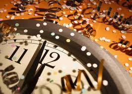 Buenos Propósitos para el Nuevo Año